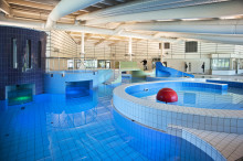 Nya Hjortensbergsbadet öppnar lördag 3 september