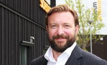 Robert Unt – ny affärschef för Videum Science Park