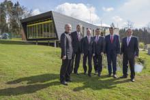 Energiezukunft in Neunburg v. Wald: Zentrale Netzleitstelle des Bayernwerks wird erweitert