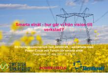 Smarta nät - hur går vi från vision till verkstad?