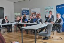 Santander unterstützt neuen Studiengang  an der Hochschule Niederrhein