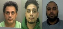 Three men who were part of cyber fraud group sentenced