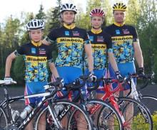 Giro d'Espoo 2015: Team Polarin 12- ja 15- vuotiaat Oskari ja Otto huippuvauhdissa 111km kisassa