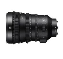 Sony presenta una nuova e potente ottica zoom Super 35 mm/APS-C da 18-110 mm