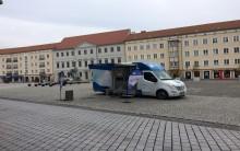 Beratungsmobil der Unabhängigen Patientenberatung kommt am 4. März nach Dessau-Roßlau.