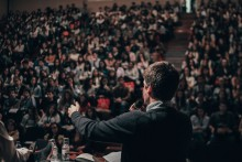 The Room Is Mine – How to captivate your audience