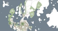 Utbytesstudenter designar om Karlskrona