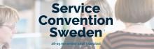 Service Convention Sweden 2018 sätter fokus på mod, samverkan och digitalisering