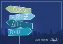 2018 Ford Trend Report - Looking Further with Ford