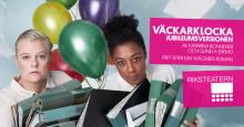Hundra år av kvinnlig rösträtt firas med Elin Wägner i Väckarklocka, jubileumsversionen