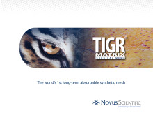 TIGR® Matrix Surgical Mesh Presentation