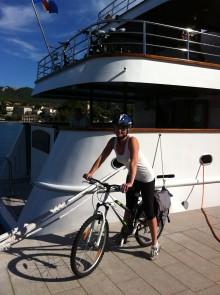 Reisebrev: Sykkelferie med øyhopping i Kroatia