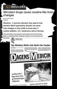 Studie varnar: ADHD-droger ger skadliga förändringar i hjärnan