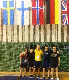 Svenska studenter till EUSA Games