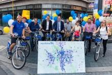 1000 neue Räder für Leipzig - nextbike startet durch