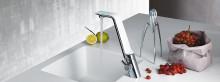 Alessi Sense by Oras - Köks och tvättställsblandare i design av Rodrigo Torres