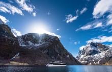 Invitasjon til pressetur med «Future of The Fjords»