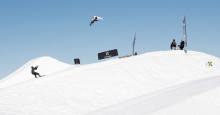 Norges snowboardstjerner til Trysil