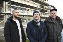 Ägarlägenheter i Söderköping kan bli Årets Bygge 2016