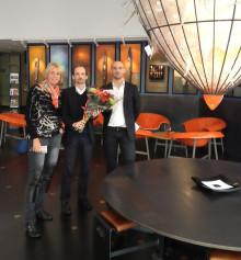 Kosta Boda Art Hotel vann Stora Turismpriset 2012