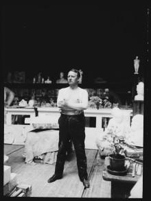 Tidslinje: Gustav Vigeland (1869-1943) og hans liv