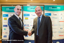 ChartCo:  ChartCo Wins SMART4SEA E-Navigation Award