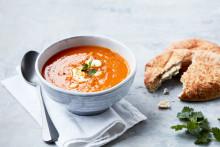 Recept på morotssoppa med chili