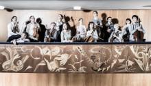 Barockakademin Göteborgs Symfoniker, BAGS, spelar på Tredje Långgatan