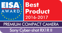 Sony bekroond met vijf EISA Awards