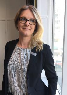 Jenny Bladh – Scandic Plaza Borås nya hotelldirektör