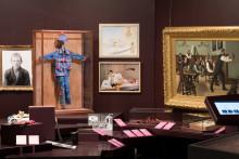 Örebro läns museum deltar på Folk och kultur