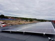 Lyckliga gatan - först ut med solceller i Kävlinge