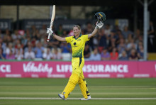 Australia Women Win Ashes Outright At Chelmsford