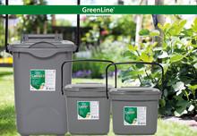 Nya praktiska komposthinkar med låsbart lock