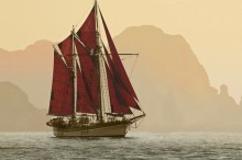 120 year old sailing vessel Vega wants to return to Norwegian regestery