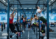 Eleiko proudly support event 'CrossFit Strength In Depth'