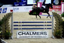 Årets Chalmershinder mäter hästens hastighet