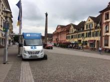 Beratungsmobil der Unabhängigen Patientenberatung kommt am 10. November nach Offenburg.