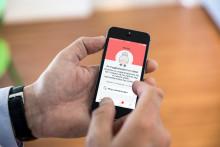 Nå kommer trygghets-appen for pårørende