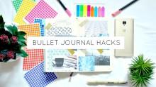 Gør din dag mere organiseret med en Bullet Journal