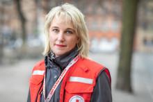 Röda Korsets volontärer ska ta tåget vid krisinsatser