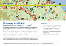 Kommunala grävtillstånd