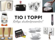 Topp 10 - roliga studentpresenter