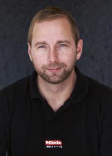 Dan Sångberg – ny utbildningsansvarig på Miele