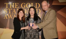 Kimberly-Clark wins prestigious Gold Standard Award for Corporate Citizenship