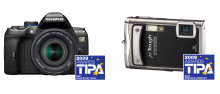 TIPA Awards for the Olympus E-620 & μ TOUGH-8000