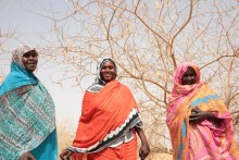 Practical Action wins global award for work in Darfur
