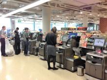 Handlende bliver til butikstyve med selvbetjeningskasser i supermarkeder