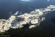 Guldminer presser skoven og dens folk i Peru