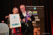 Lily Bollinger Award tilldelas hederspris
